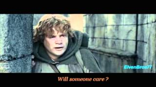 Edenbridge - The Final Curtain (LOTR music video)