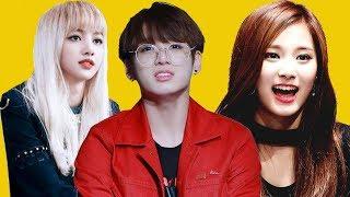 "Kpop Idols Hyung & Unnie ""Teasing"" Maknae   KNET"