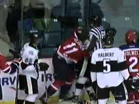Mathieu Olivier vs. Ryan Tesink