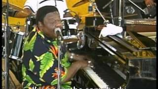 Fats Domino - I'm Gonna Be a Wheel Someday [2001, Subtitled]