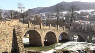 preview picture of video 'Dečín, Ústí nad Labem, Czech Republic - 6th February, 2013'