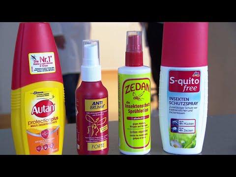Welches Mückenmittel hilft am besten?
