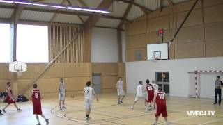 preview picture of video 'MMBCJ 1 vs PL Sanquer 2 - LRM2 [Senior Masculin]'