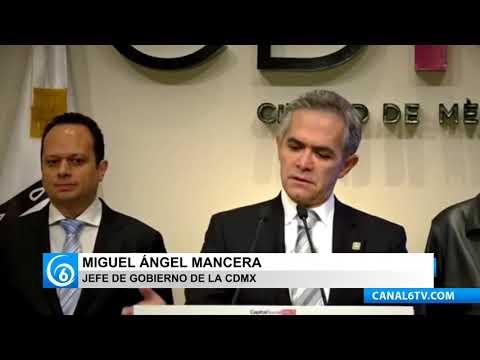TLÁHUAC ES LA ÚNICA ZONA DE CDMX LIGADA A NARCO: MIGUEL ÁNGEL MANCERA