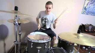 """Damiera """"Immure"""" (drum cover)"""