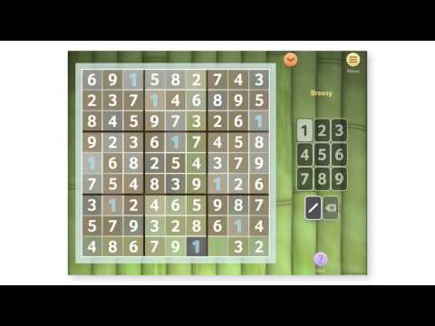 Vídeo do Sudoku+