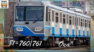 """Транспорт в России"". Метропоезд ""ОКА"" | ""Transport in Russia"". ""ОКА"""