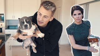 The Cutest Puppy EVER! w/ Amanda Cerny