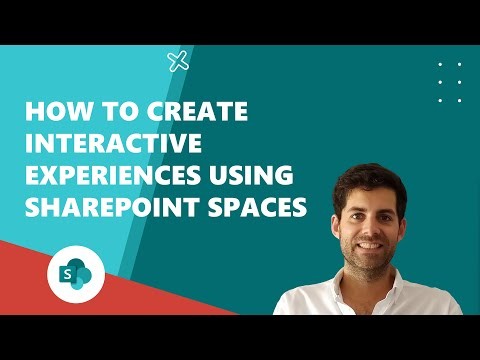 How to use SharePoint Spaces in school to create interactive classes