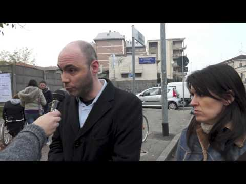 Manifestazione a Gallarate, parlano i docenti