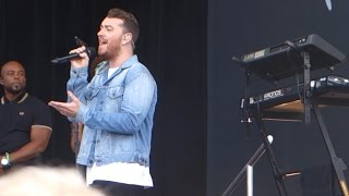 Sam Smith - Leave Your Lover – Outside Lands 2015, Live in San Francisco