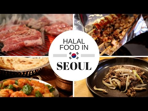 Small 5 Must-Visit Halal Restaurants in Seoul