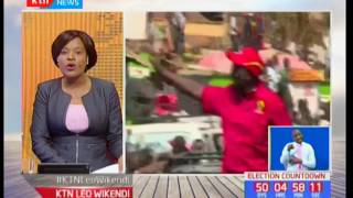 Jubilee Kiambu: Rais na naibu wake wakosoa upinzani