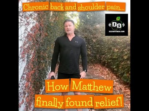 If you suffer from chronic pain... STOP and LISTEN‼️