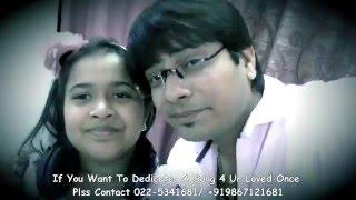 Small Cute Dhanika Chowdary Singing 'Phoolon Ka Taron Ka' Dedicating To Vicky D Parekh