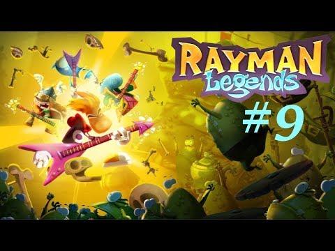 RAYMAN LEGENDS #9