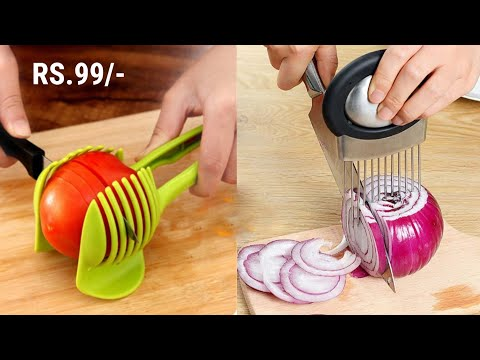 17 Amazing New Kitchen Gadgets Available On Amazon India & Online | Gadgets Under Rs99, Rs299, Rs499