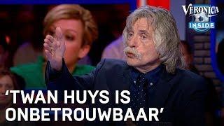 Johan Reageert Op Rel Bij Late Night: 'Twan Huys Is Onbetrouwbaar' | VERONICA INSIDE