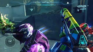 Halo 5 Multiplayer [Part 132] - The Battlefront of Infection!