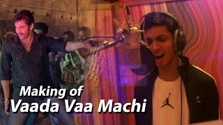 Making of Vaada Vaa Machi | Demonte Colony | Arulnithi | Keba Jeremiah | Anirudh | Orange Music