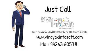 #1 Vinayak InfoSoft - Video - 2