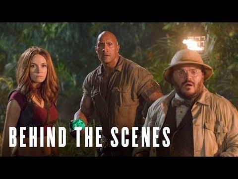 Jumanji: Welcome to the Jungle Jumanji: Welcome to the Jungle (Behind the Scenes 'Martha')