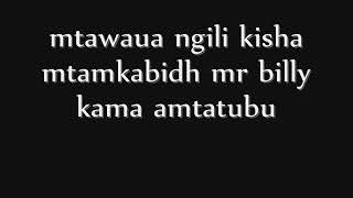 Kala Jeremiah Ft Walter Chilambo   NATABIRI lyrics