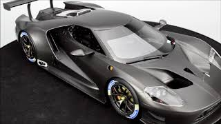 TopSpeed Ford GT 2015 GTE Test Car