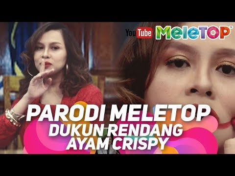 Parodi DUKUN UnOfficial Trailer: Jihan kembali, Umie Aida Gelak Rendang Ayam Crispy MeleTOP !