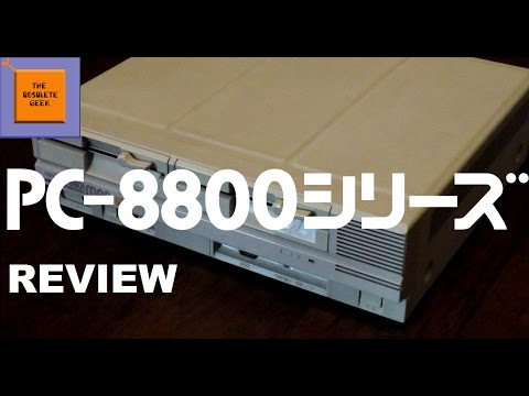 The NEC PC-88 - Obsolete Geek