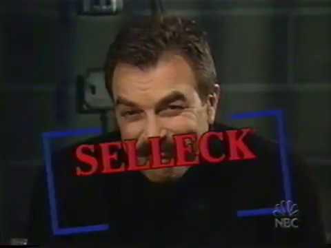 Late Night 'Selleck Secrets 1/31/03 (видео)