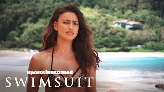 Irina Shayk Chases The Sun In Kauai | Uncovered | Sports Illustrated Swimsuit
