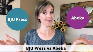 BJU Press vs Abeka