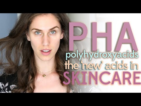 What Are PHA's & How Do Polyhydroxy Acids Work On Skin?