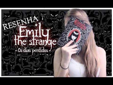 Resenha - Emily the Strange; Os dias perdidos