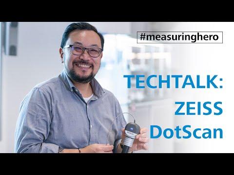 #measuringhero   Folge 14: Techtalk: ZEISS DotScan
