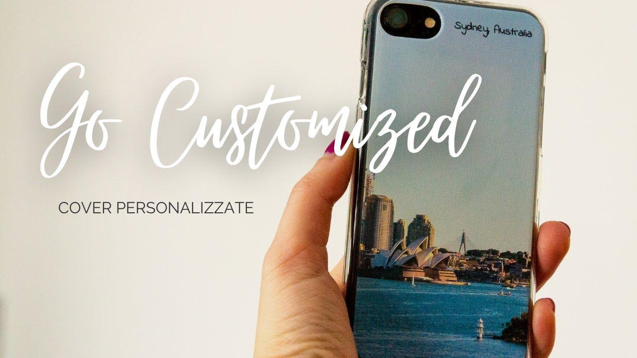 GoCustomized, cover e gadget personalizzati