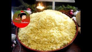 [ENG SUB/ VIET SUB] Steamed sticky rice/ Gedämpfter Klebreis mit Mungobohnen/  Xôi vò