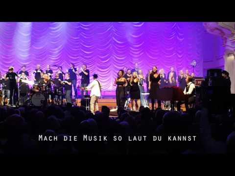 HandsUp Gebärdenchor Konzert Stefan Gwildis Spiel das Lied in dir