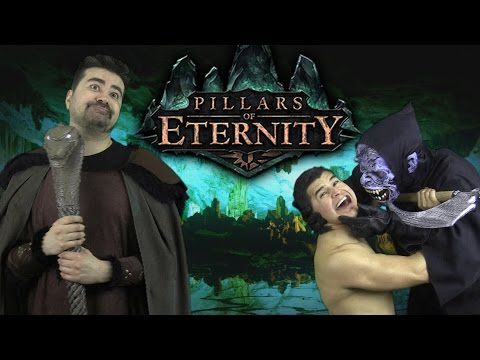 Pillars of Eternity Angry Review video thumbnail