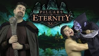 Pillars of Eternity Angry Review