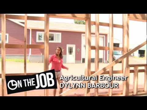 On the Job - Agricultural Engineer
