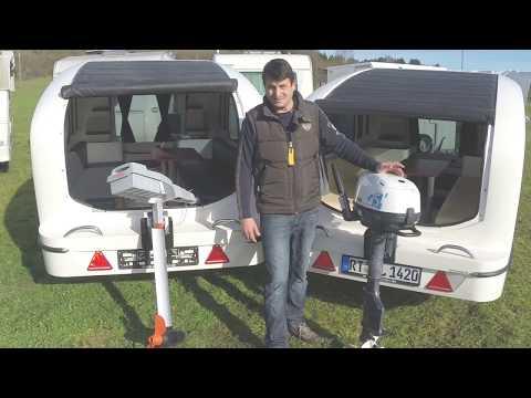 Sealander Außenborder Motorvarianten: Verbrenner oder Elektro