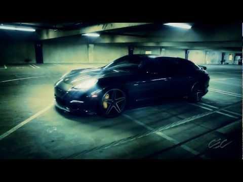 "CEC Wheels | c881 | 22"" | Porsche Panamera Turbo"