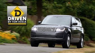 Driven- 2018 Land Rover Range Rover HSE Td6