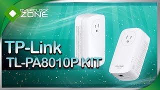 PowerLine AV1200 เร็วสุด แรงสุดกับ TP-Link TL-PA8010P KIT
