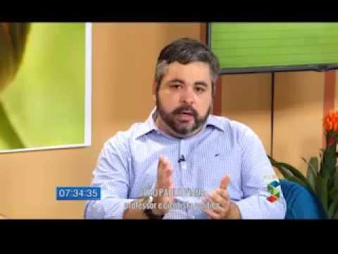 João Paulo Viana fala sobre as eleições e o seminário da UNIRON  - Gente de Opinião