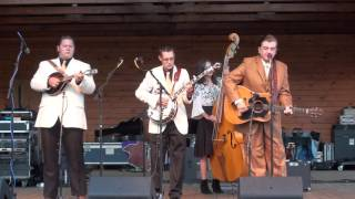 Larry Sparks 5-26-17 Chantilly Bluegrass Festival- Floyd, VA