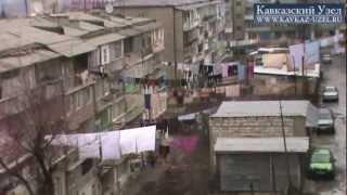 preview picture of video 'Аварийные здания Степанакерта'