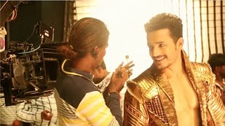 Akhil Intro Song Making